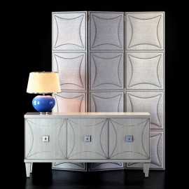 Sloane Upholstered Screen