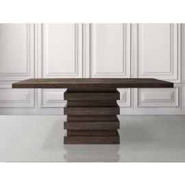 Fendi Square Dining Table - Bespoke Dining Table