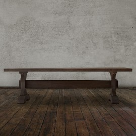 Romo Farmhouse Dining Table - Bespoke Dining Table