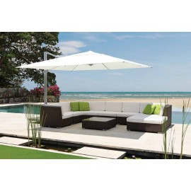 Varadero Cantilever Parasol - Colour Options