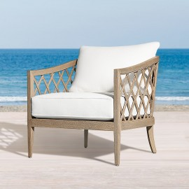 Venice Luxury Outdoor Lounge Chair
