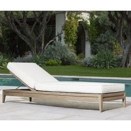 Venice Luxury Outdoor Sun Lounger