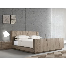 Verbier Luxury Wooden Bed - Bespoke Bed