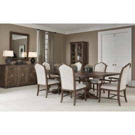 Westbourne Peppercorn Rectangular Dining Table
