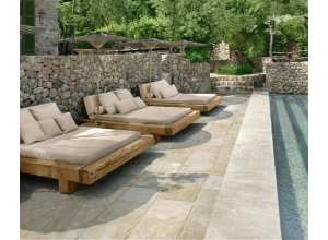 The Verbier Outdoor Daybed - Choice of Colours
