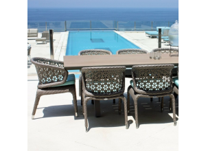 Amathus Bespoke Outdoor Winged Dining Chair