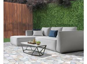 Aruba Bespoke Modular Outdoor Small Chaise Sofa