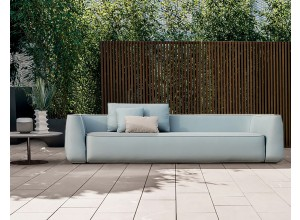 Aruba Bespoke Outdoor Four Seater Sofa