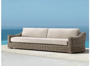 Barcelona Luxury Bespoke Outdoor Large Sofa