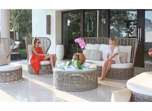 Bulgari Bespoke Outdoor Sofa