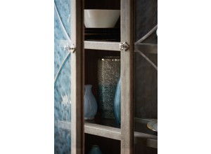 Edelman Display Cabinet