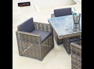 Havana Bespoke Outdoor Dining Chair - Luxury Outdoor Furniture