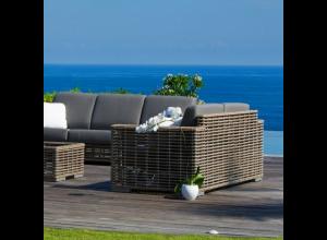 Havana Bespoke Outdoor Love Seat - Luxury Outdoor Furniture