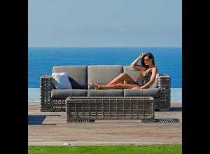 Havana Bespoke Outdoor Sofa - Luxury Outdoor Furniture