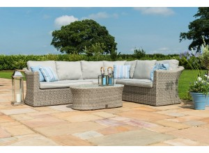 Windemere Large Outdoor Corner Sofa Group