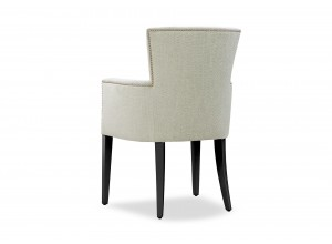 Lourdes Carver Upholstered Dining Chair