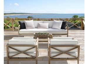 Maui Luxury Outdoor Love Seat