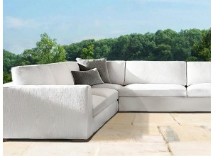 Mauritius Bespoke Outdoor U Shape Sofa