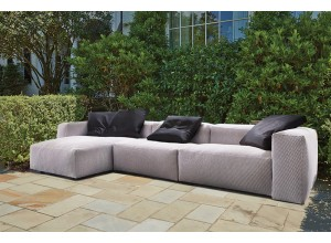 Mustique Bespoke Chaise Sofa