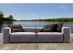 Mustique Bespoke Three Seater Sofa