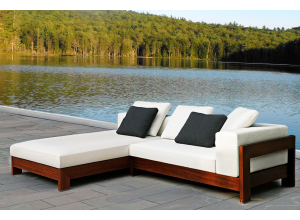 Naxos Luxury Outdoor Corner Sofa