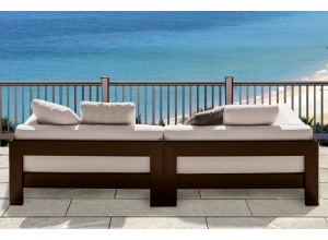 Naxos Luxury Three Seater Outdoor Sofa