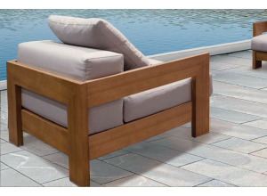 Naxos Luxury Club Outdoor Chair