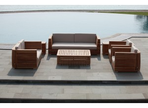 Pisco Luxury Outdoor Two Seater Sofa