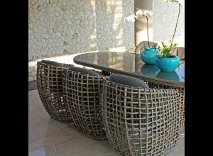 Ritz Bespoke Outdoor Dining Chair