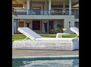 Ritz Bespoke Outdoor Sun Lounger