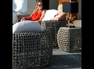 Ritz Bespoke Outdoor Side Table