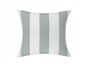 Spa/White Cabana Outdoor Cushion & Pad - 50x50cm