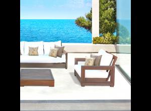 Ibiza Luxury Bespoke Three Seater Sofa