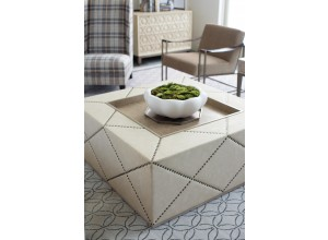 Waldorf Square Coffee Table Ottoman