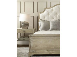 Westbourne Upholstered Sleigh Bed
