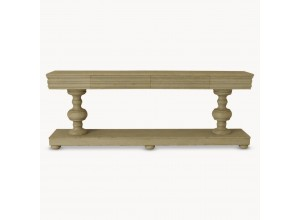 Windsor Balustrade Grey Console