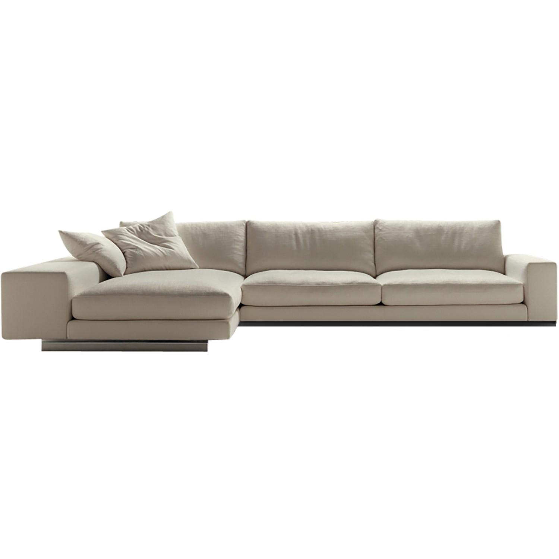 Axis Sectional Bespoke Sofa - Living